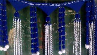 gate parda design|gate hanging| parda design| woolen design| hanging| toran design|wooleen design|