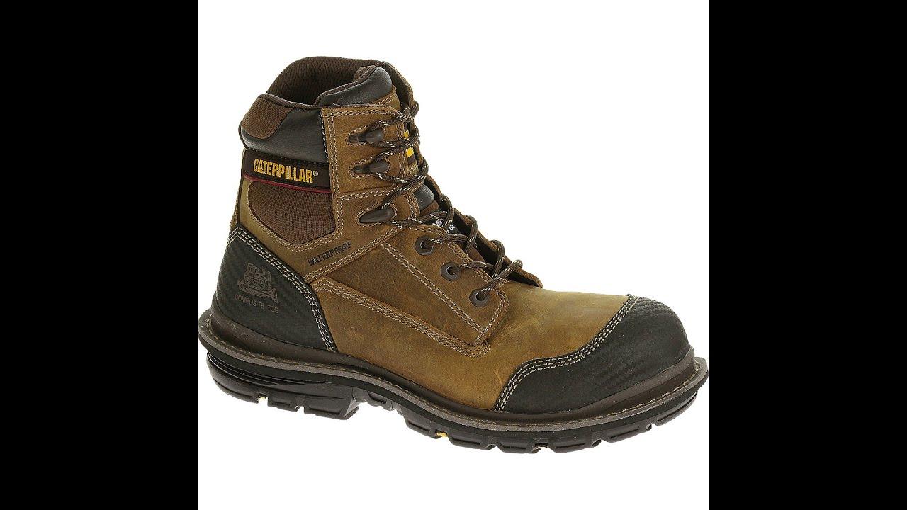 Daftar HARGA Sepatu Safety Shoes CATERPILLAR ORIGINAL