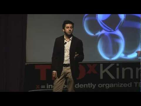 TEDxKinnaird - Hussain Nadim - Why Questions Matter