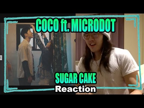 TMF (AAA) Reacts To CoCo - Sugar Cake Feat. Microdot