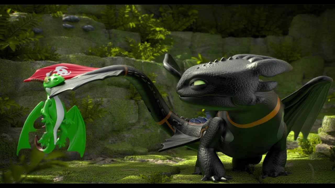 DreamWorks Dragons by PLAYMOBIL - YouTube
