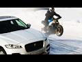 ВТОРОЙ ЭТАП ЭКСТРИМ-МАРАФОНА | JAGUAR F-PACE | ICE RACE
