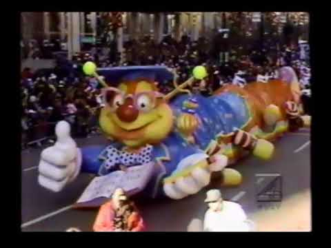 WDIV Detroit:  November 27, 1997: Thanksgiving Parade