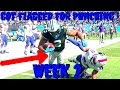 Madden 18 Career Mode RB Ep 2 - THIS DB CAUGHT THE NASTIEST PUNCH STIFF ARM EVER ! **MUST WATCH**