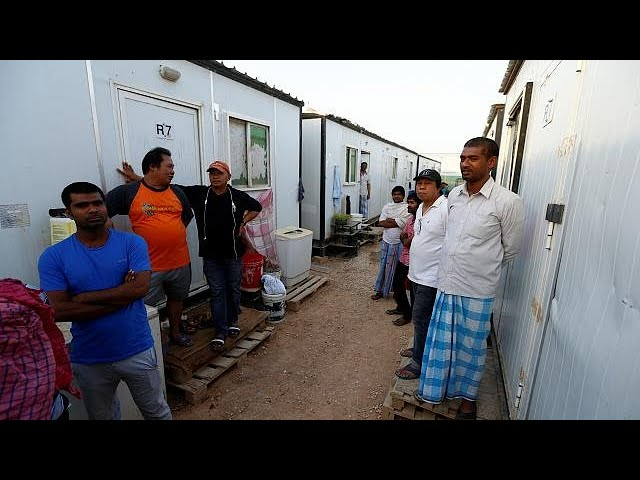 Saudi cracks down on 'illegal expats'