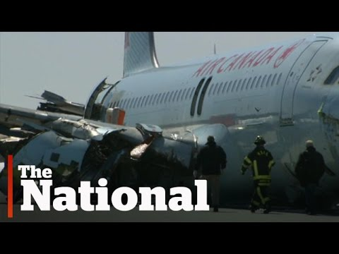 What Happened On Air Canada Flight 624?