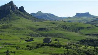 Dragon Mountains - The Drakensberg in South Africa