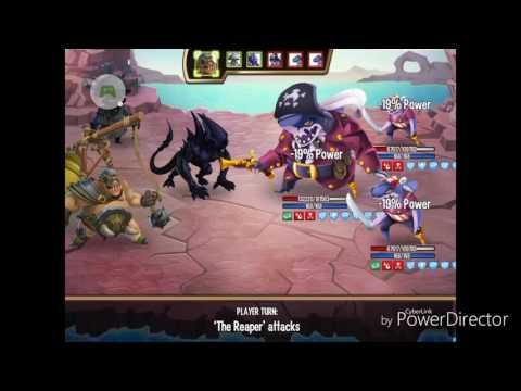 Pirate Island Monster Legends