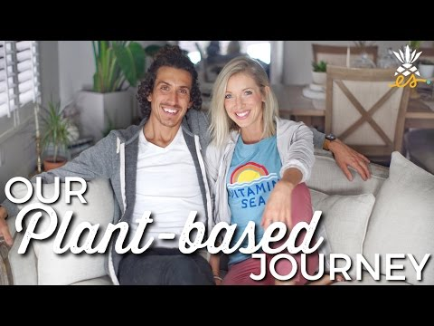 Our Plant-based Story, Going Vegan & Why We All Win: Kitchen Confidential Ep. 3