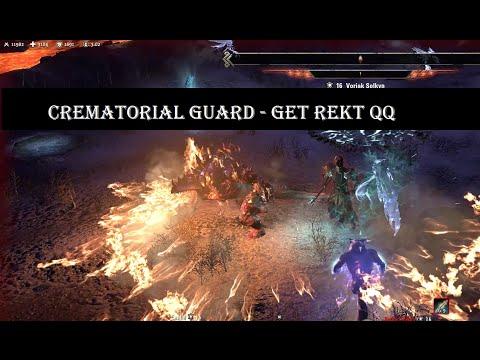 Maelstrom Arena Crematorial Guard - Get Rekt!