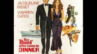 HENRY MANCINI - THE THIEF WHO CAME TO DINNER 1973 SOUNDTRACK