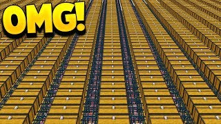 WORLDS MOST EXPENSIVE MINECRAFT BASE! ($33 Billion Dollars)