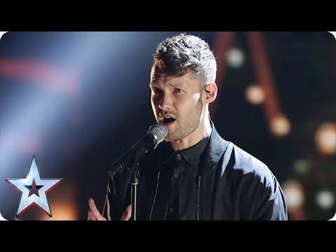 Golden boy Calum's having a good time | Semi-Final 5 | Britain's Got Talent 2015