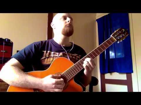 Agalloch - Serpens Caput (guitar cover)