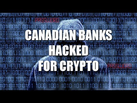 Hong Kong Says No To Crypto, Canadian Bank Hackers Demand Ri