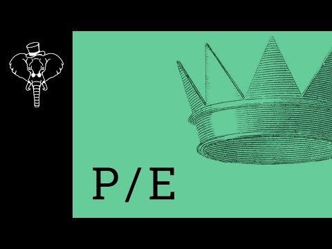 Что такое P/E | Фундаментальный анализ