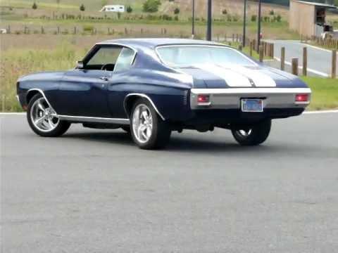 Chevy Chevelle Malibu 1970... - YouTube