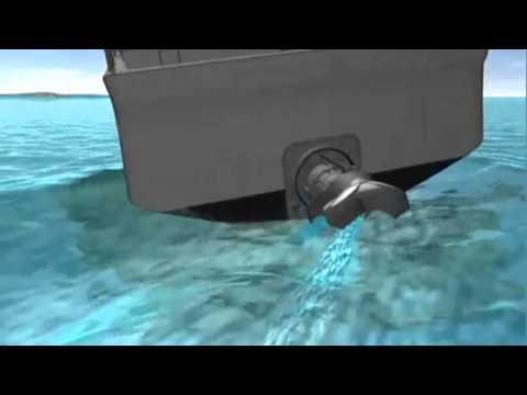How a Hamilton Waterjet works