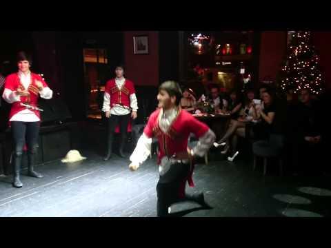 Как танцуют англичане