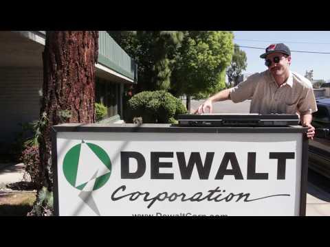 The DeWalt Corp LLC. promo vid