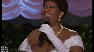 From the archives: Aretha Franklin on why she