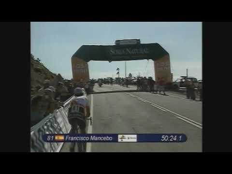 Cycling Tour de Spain 2004 part 4