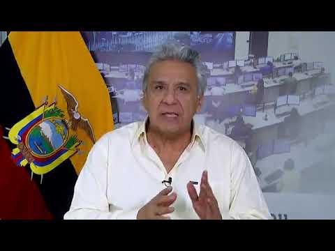 ÚLTIMA HORA📢! URGENTE MENSAJE DEL PRESIDENTE DE ECUADOR LENIN MORENO