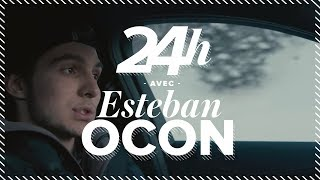 24H avec Esteban Ocon | GQ Originals