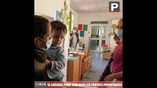 Marseille : 15 crèches pour soulager les parents prioritaires