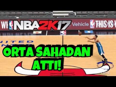 NBA 2K17'DE CEZALI H.O.R.S.E. OYNADIK!
