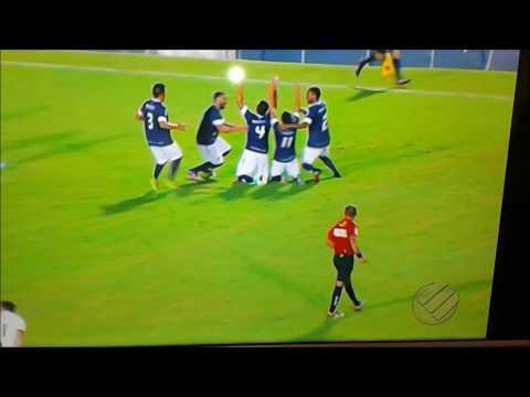 São Francisco 3 X Botafogo - PB 0 / Copa do Brasil 2017