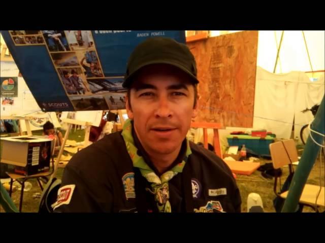 Saludo de John Silva para Infoscout Chile