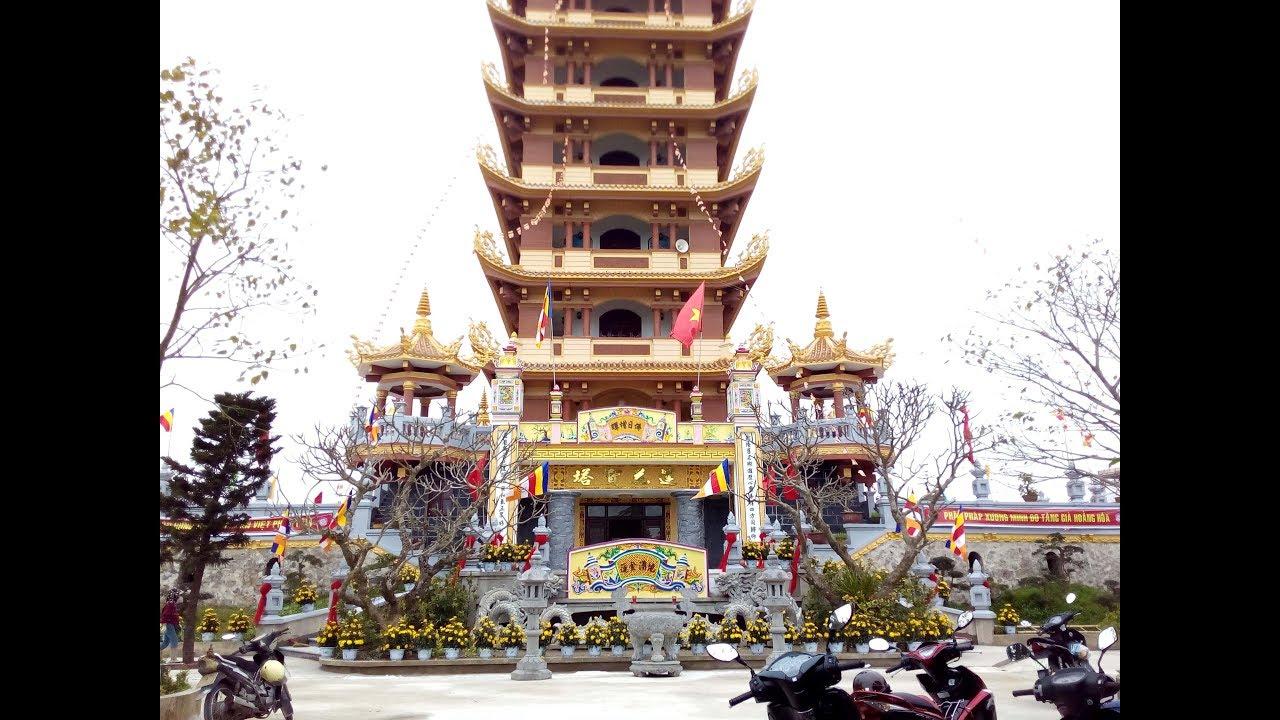 Chùa Linh Ứng – Bảo tháp Liên Hoa Linh Ứng Thịnh Long – Hải Hậu – Nam Định