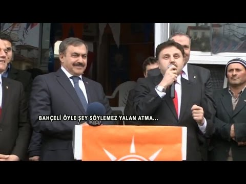 AKP Lİ VEKİLE VATANDAŞTAN TOKAT GİBİ CEVAP...!
