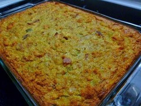 The best cornbread dressing youtube the best cornbread dressing forumfinder Image collections