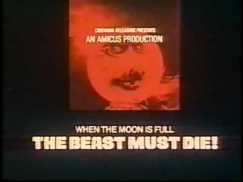 The Beast Must Die-Trailer-1974