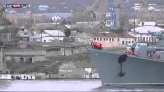 موسكو تعزز قطعتها البحرية بسوريا