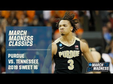 Purdue vs. Tennessee: 2019 Sweet 16 | FULL GAME