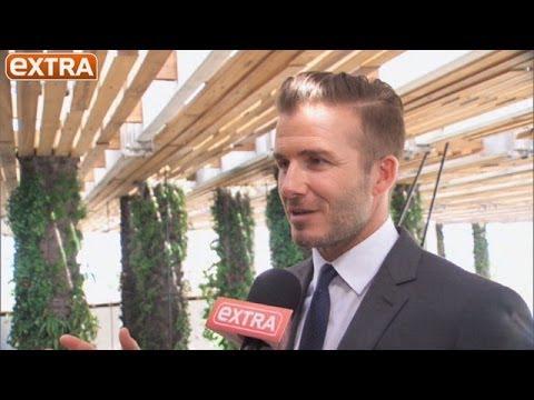 David Beckham Eyes Miami as a New Home