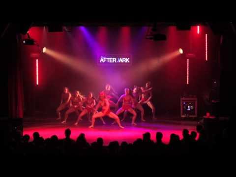 Jessica Ford Choreography Reel