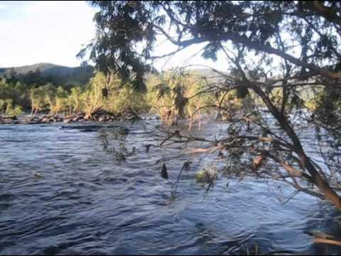 The Clarence Gorge in Australia