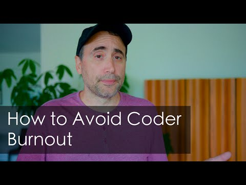 These Tips will Help you Avoid Coder Burnout