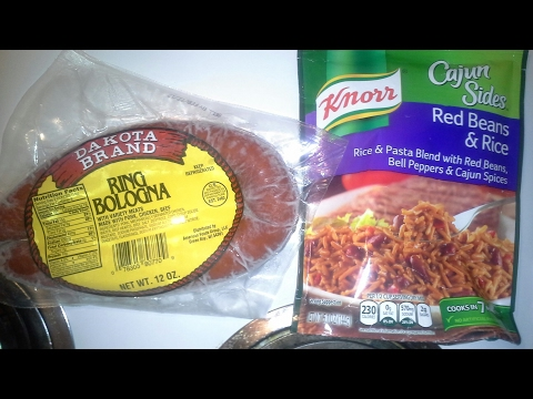 Red Beans n Rice from Knorr