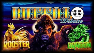 58 BONUS SPINS PLUS FAST FORTUNE PAYOUT! 💰 BUFFALO DELUXE 🐃 THE SLOT CATS 🎰😸😺
