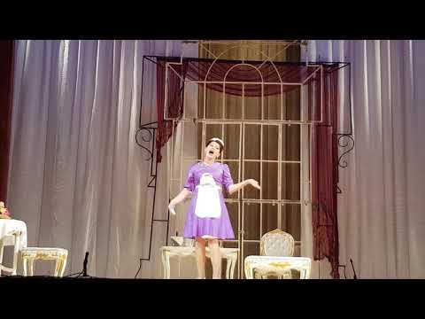 Моя любимая оперетта Летучая Мышь Днепр