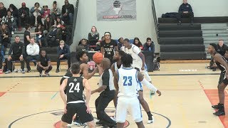 naismith classic 2019   fiŗst love christian academy (PA) vs. father henry carr