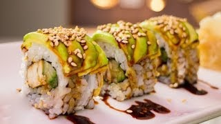 Teriyaki Chicken Sushi Roll Recipe