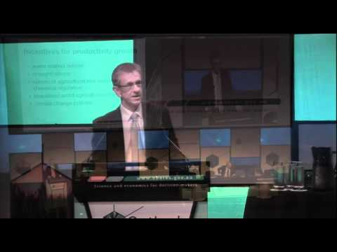 Phillip Glyde, ABARES, Part 2 - 'Outlook for Australia's commodity sector'