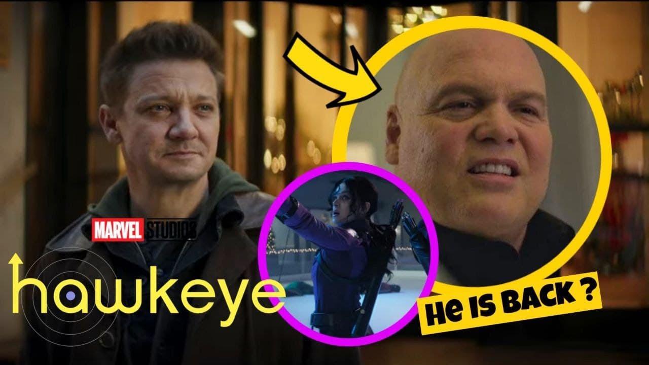 Hawkeye Teaser Trailer Breakdown In Hindi   Easter Eggs And Villain Explained   SACHIN NIGAM