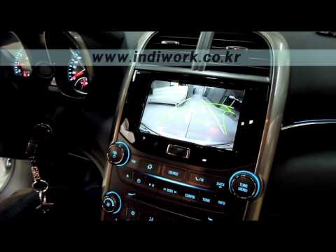 chevrolet malibu - 3D Navigation & P.A.S Rear Camera Install